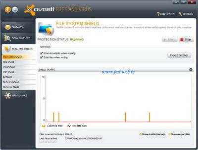 Download gratis Avast 5 antivirus