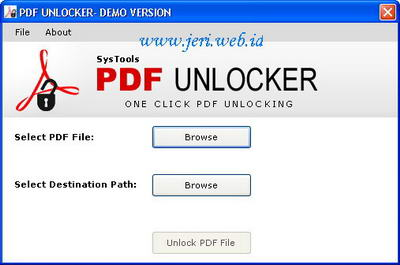 download PDF Unlocker 2 free trial