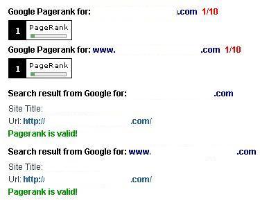 Domain Page Rank 3 Murah