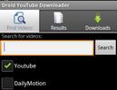 Download aplikasi Droid YouTube Downloader