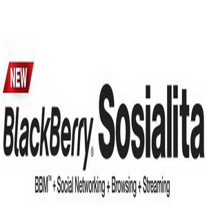 Paket simPATI NEW BlackBerry Sosialita
