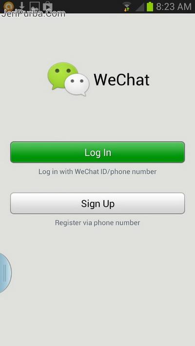 Teman cara yang melihat aktif wechat √ 3