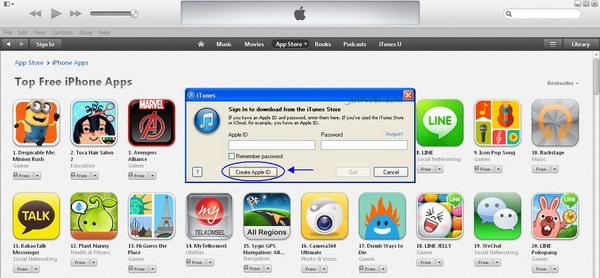 Cara Pertama Membuat Apple ID