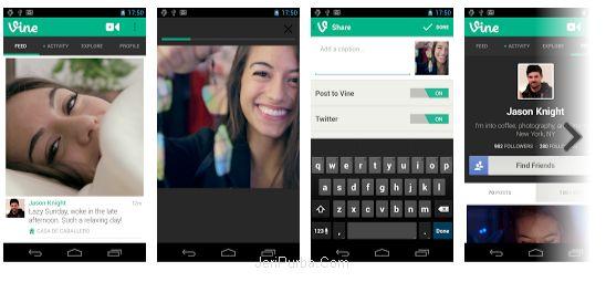 Download Aplikasi Vine Untuk Android