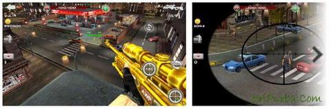 ... download games Sniper & Killer 3 D melalui ponsel Android di sini