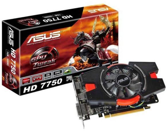 Asus AMD Radeon HD 7750