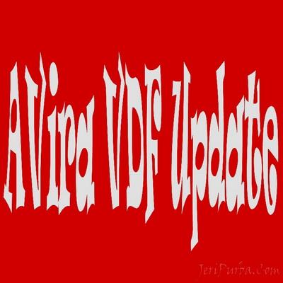 Avira VDF Update