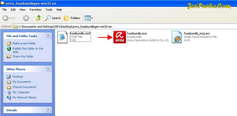 Cara Download Databases Avira Antivirus