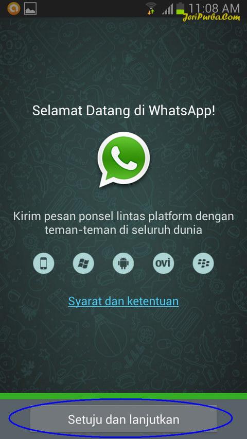 Cara Mendaftar WhatsApp dan Persyaratannya