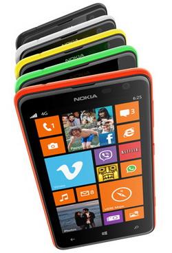 Harga dan Spesifikasi Nokia Lumia 625