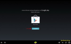 Masuk ke App Strore melalui BlueStacks untuk mendownload WeChat