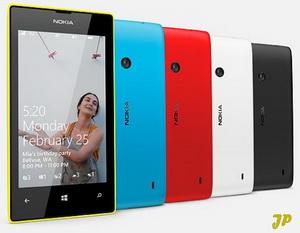 Promo Nokia Lumia 520