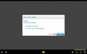 Sinkronisasi dan Google Akun di BlueStacks Selesai 2