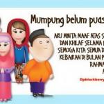 Ucapan Sms Bbm Bulan Puasa Ramadhan Terbaru
