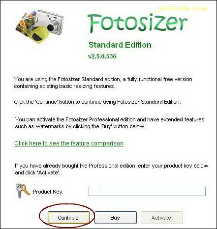 Langkah 7 Cara Instal Fotosizer