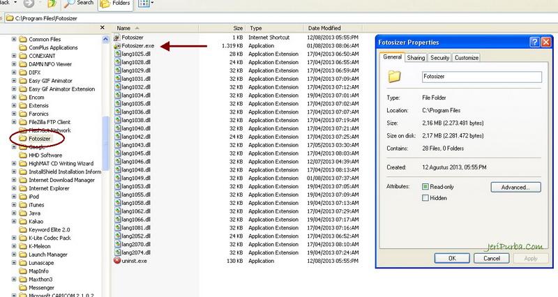 Fotosizer Software Resize Gambar dan Photo Portabel