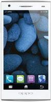 Gambar dan Harga OPPO Find Way U7015 Warna Putih
