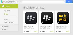 Official Download BBM For Android di Google Play Store