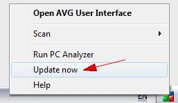 Cara Update Databases AVG Antivirus 2014 Secara Otomatis