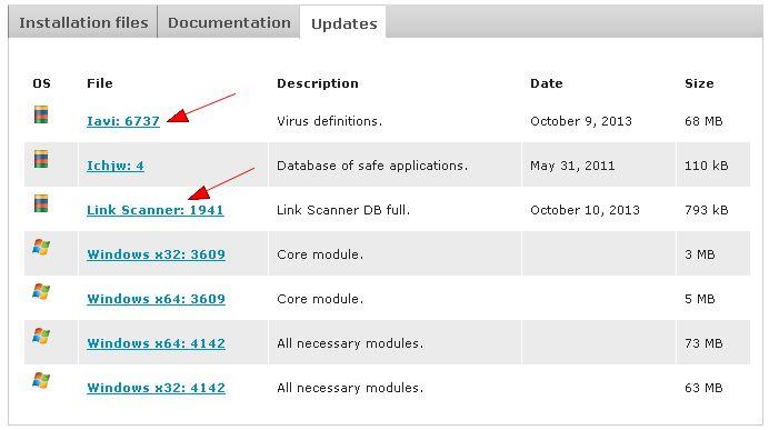 Cara Update Databases Manual AVG Antivirus 2014