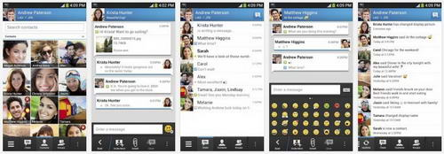Download BBM For Android via Google Play Store
