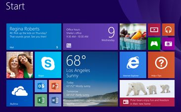 Download dan Cara Update Windows 8.1
