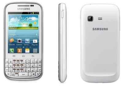 Fitur dan Spesifikasi Lengkap Samsung Galaxy Chat