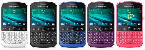 Pilihan Warna BlackBerry 9720