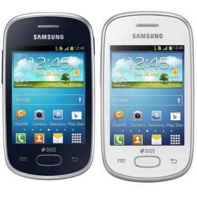 Pilihan Warna Samsung Galaxy Star
