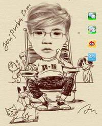 Aplikasi Karikatur Android