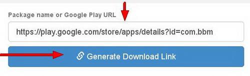 Cara download file apk dengan apk downloader
