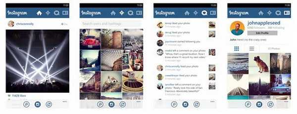 Download Instagram Untuk Windows Phone