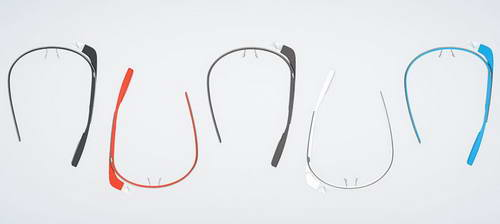 Google Glass Colour