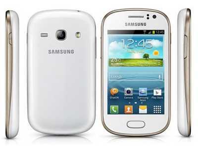 Harga Samsung Galaxy Fame Warna Putih