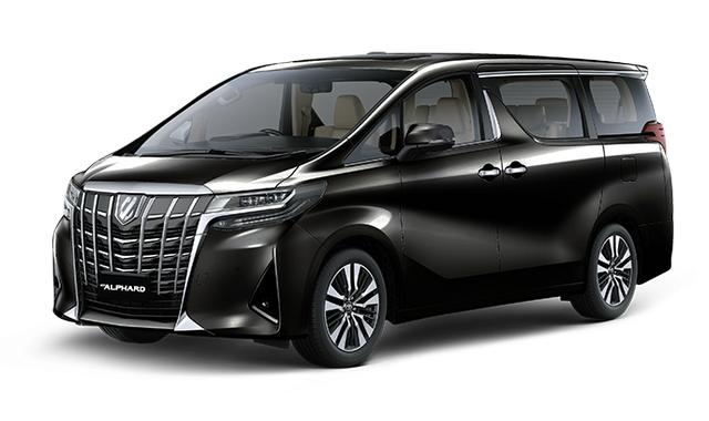 Harga Toyota Alphard Terbaru 2019
