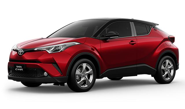Harga Toyota CHR Terbaru 2019