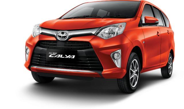 Harga Toyota Calya Terbaru 2019