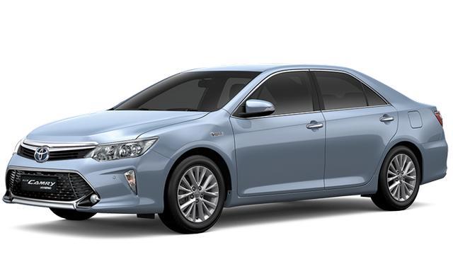 Harga Toyota Camry Hybrid Terbaru 2019