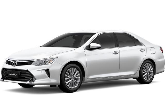Harga Toyota Camry Terbaru 2019
