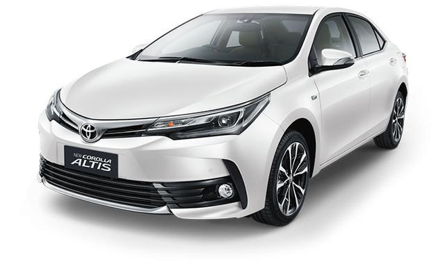 Harga Toyota Corolla Altis Terbaru 2019