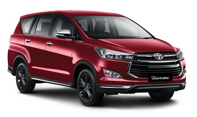 Harga Toyota Kijang Innova Venturer Terbaru 2019