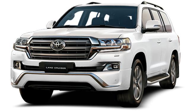 Harga Toyota Land Cruiser Terbaru 2019