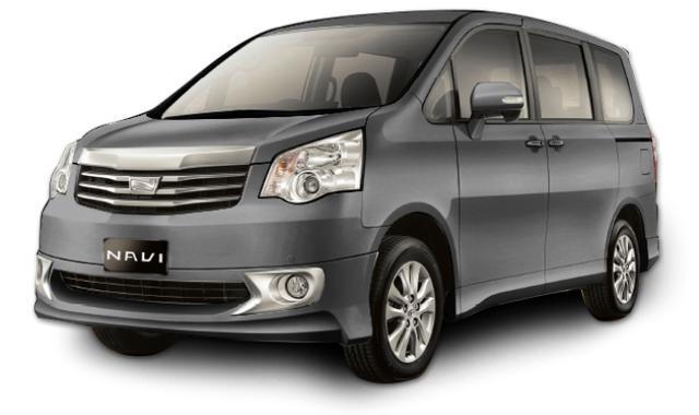 Harga Toyota NAV1 Terbaru 2019