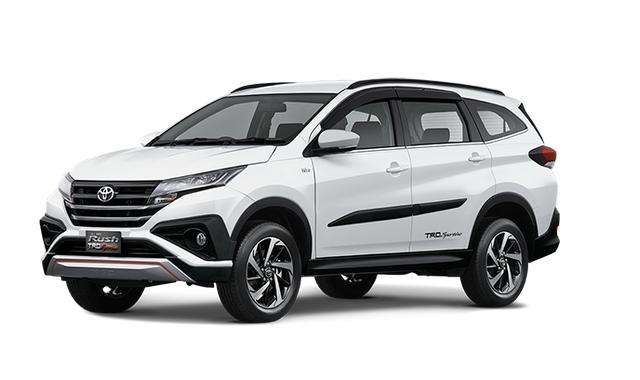 Harga Toyota Rush Terbaru 2019