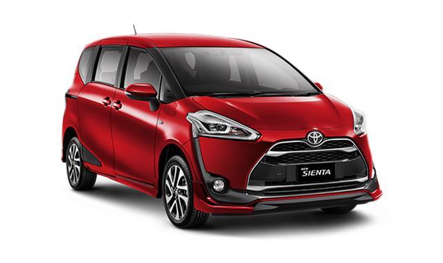 Harga Toyota Sienta Terbaru 2019
