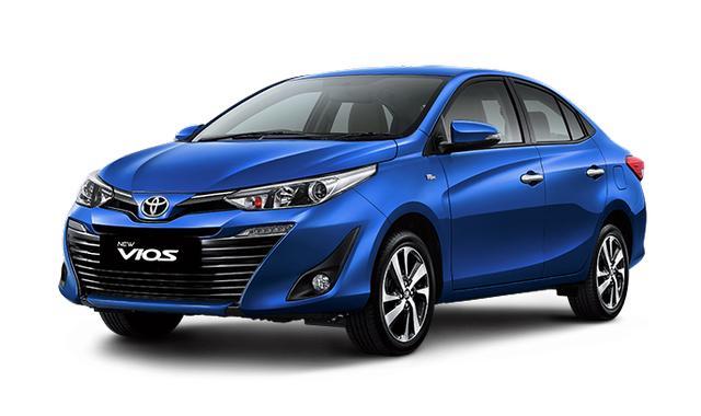Harga Toyota Vios Terbaru 2019