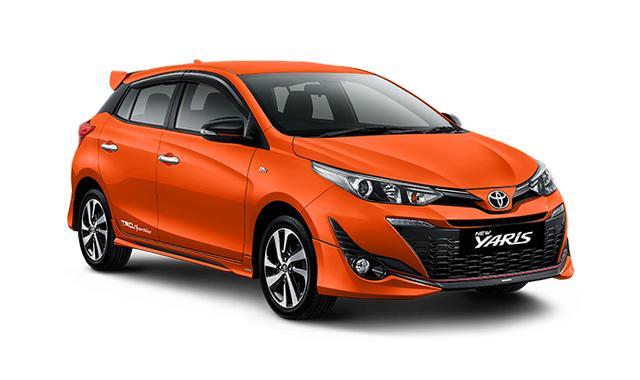Gambar dan Harga Mobil Toyota Yaris terbaru 2019