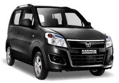 Karimun Wagon R Warna Hitam Cool Black