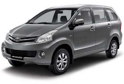 Toyota Avanza Warna Abu Abu Gray Metalic
