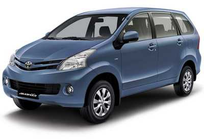 Gambar Toyota Avanza Warna Biru Light Blue Metalic